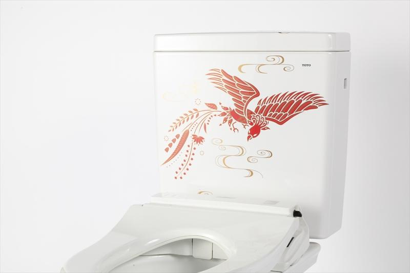トイレタンクデザインのご注文の流れ